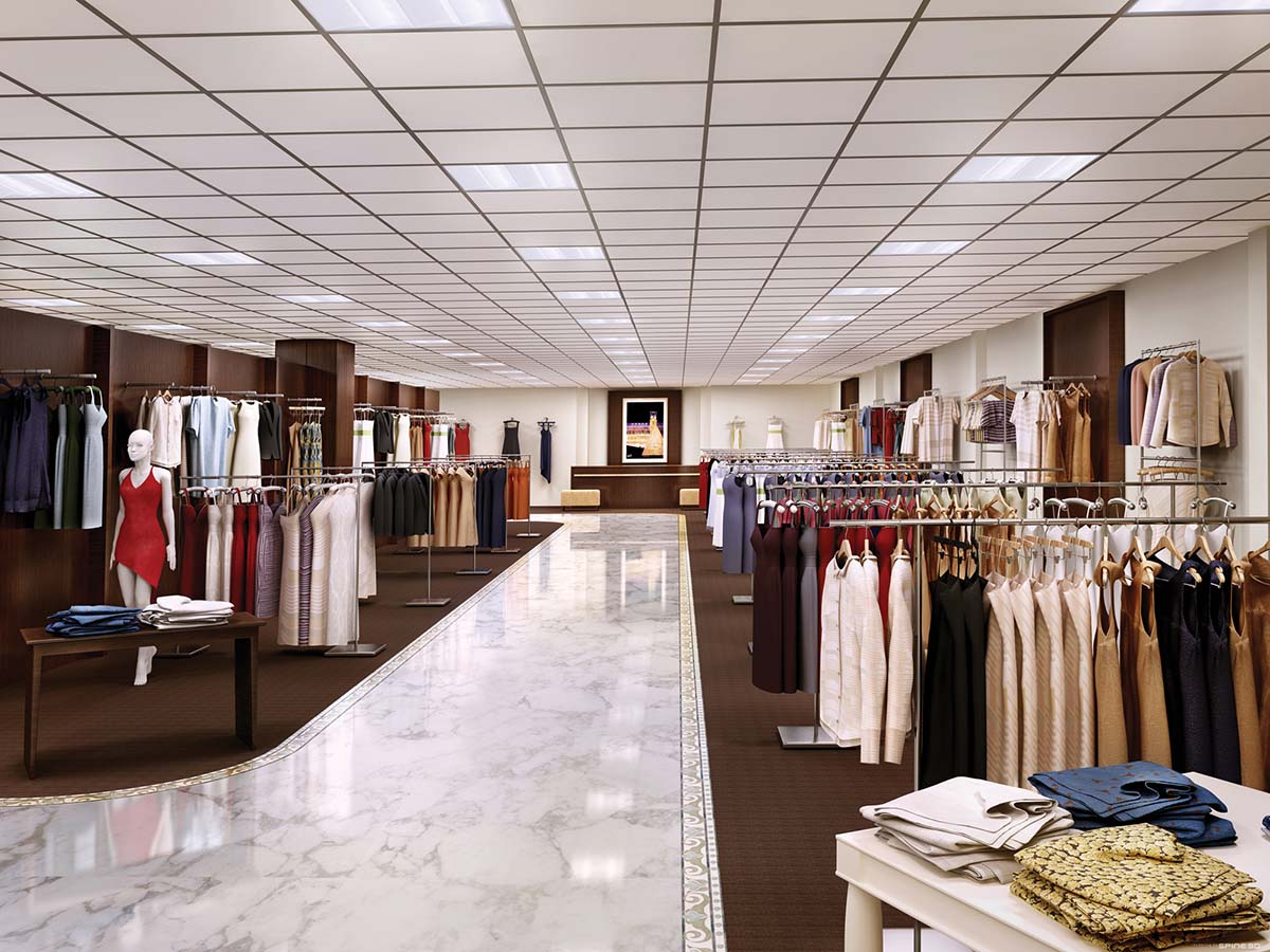 LED Lighting for Retail and Shops - Smart Energy Lights and LED